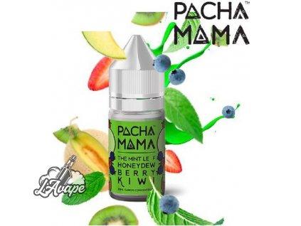 Charlie´s Chalk Dust Pacha Mama Mint, Honeydew, Berry, Kiwi. 30 ml aroma - ovocný mix. lavape.cz