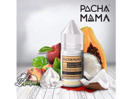 Charlie´s Chalk Dust Pacha Mama Peach, Papaya, Coconut. 30 ml aroma - ovocný mix. lavape.cz