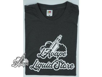 Triko LAvape Liquid Store PÁNSKÉ