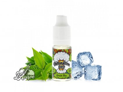 Detonation Drip Green Tea. 10 ml aroma - zelený čaj. lavape.cz