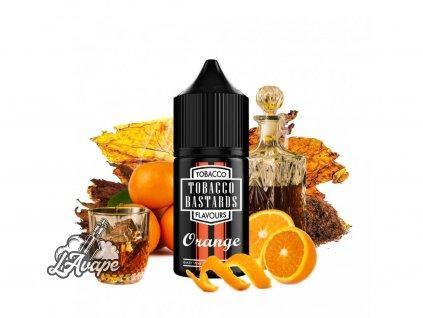 Příchuť 10ml aroma Flavormonks Tobacco Bastards Fruit Orange Tobacco - tabák, pomeranč - lavape.cz