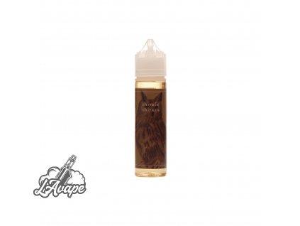 Příchuť 7,5 ml v 60 ml lahvičce - BaksLiquidLab Shirafu Shirazu. Tabák, brandy a žloutkový krém. lavape.cz