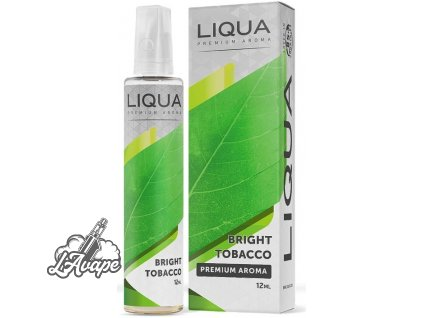Příchuť SNV 12 ml v 70ml lahvičce - LIQUA MIX&GO BRIGHT TOBACCO 12ML. lavape.cz