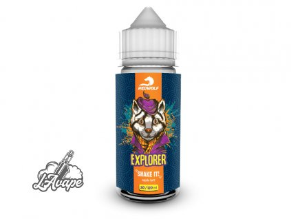 red wolf shake n vape explorer 20 120ml