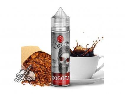 Bogota - Tabáková směs s kávou. 15 ml aroma v 60 ml lahvičce - tabák a káva. lavape.cz
