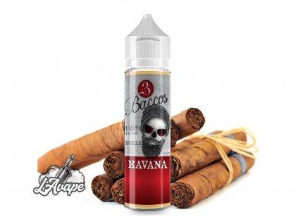 Havana - Doutníkový tabák. 15 ml aroma v 60 ml lahvičce - doutníkový tabák. lavape.cz