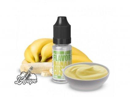 INFAMOUS LIQONIC - BANANA CUSTARD 10 ml aroma - lavape.cz