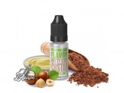 INFAMOUS LIQONIC - NUTTY COCOA CUSTARD 10 ml aroma - lavape.cz