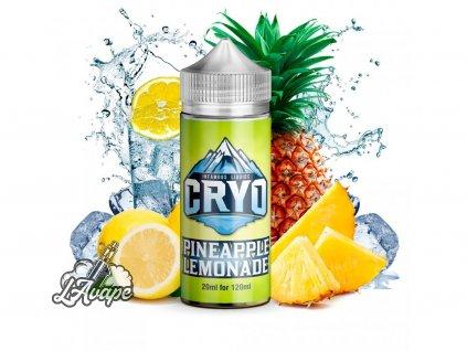 Infamous Cryo Pineapple Lemonade. Ananas, chladivé. 20ml SNV