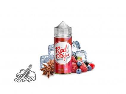Infamous Drops Red Drops - 20 ml SnV - LAVAPE.CZ