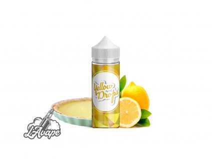 Infamous Drops Yellow Drops - 20 ml SnV - LAVAPE.CZ