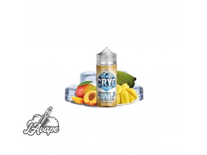Infamous Cryo Jacks and Peach.  20ml SNV - lavape.cz