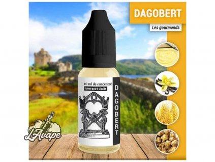 814 - Dagobert - Sladká směs 10 ml aroma - lavape.cz
