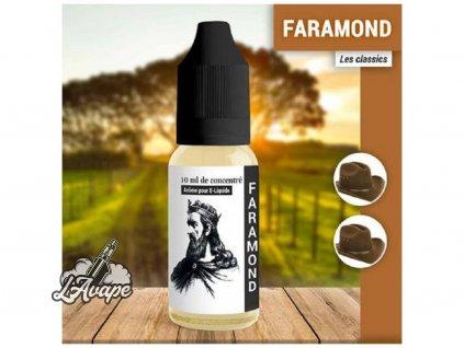 814 - Faramond - Mix kávy, tabáku a kakaa 10 ml aroma - lavape.cz
