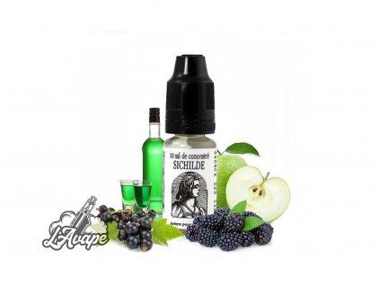 814 - Sichilde - Ovoce s absinthem 10 ml aroma - lavape.cz