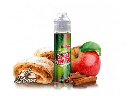PJ EMPIRE Signature Line Apple Strudl SnV 20 ml v 60 ml lahvičce - jablečný štrůdl - LAVAPE.CZ