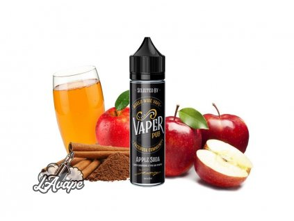 vaper pub apple soda 6ml in 60