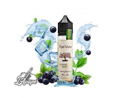 Ripe Vapes Blueberry Mint