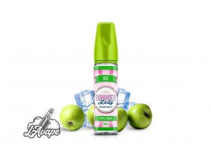 Dinner Lady Ice Apple Sours SnV SnV 20ml v 60 ml lahvičce. lavape.cz