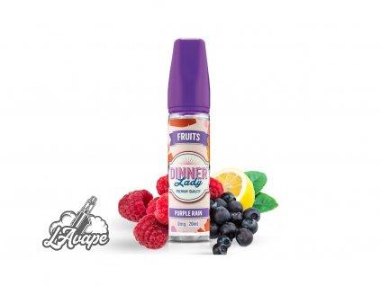 Dinner Lady Fruits Purple Rain SnV 20ml v 60 ml lahvičce. lavape.cz
