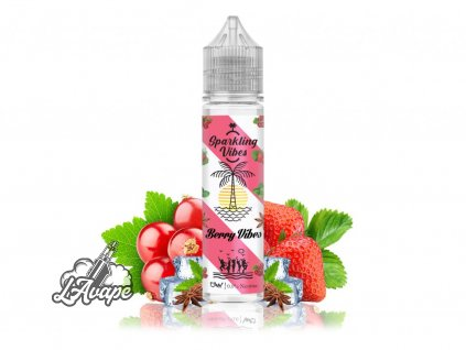 TI Juice - Sparkling Vibes Berry Vibes - SnV 13 ml v 60 ml lahvičce. lavape.cz