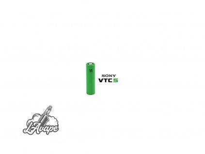SONY VTC5 - baterie 18650 - 2600mAh - 30A - lavape.cz