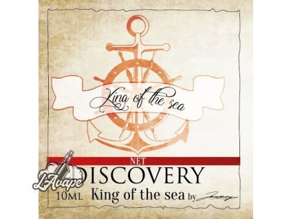 Příchuť 10 ml  - AEON Discovery NET King of the sea. lavape.cz