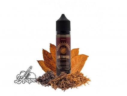 Příchuť 20 ml v 60 ml lahvičce - Los Tabacos El Clasico. lavape.cz