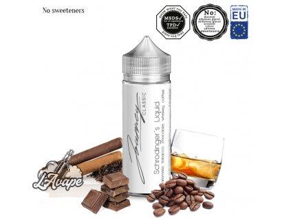 AEON Journey Classic Schrodinger's Liquid - tabák, oříšky, čokoláda, kafe, whiskey - lavape.cz