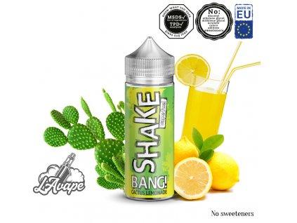 AEON SHAKE Bang! - kaktur s citrónovou limonádou - lavape.cz