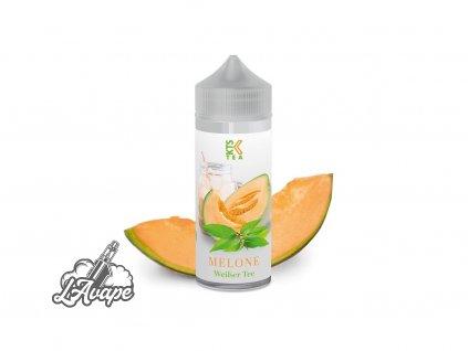 KTS Tea Melone. Čaj s melounem. 30 ml SNV - lavape.cz