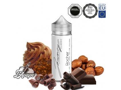 Příchuť 24ml v 120ml lahvičce - AEON Journey Classic Rocher. Čokoláda, oříšky. lavape.cz
