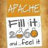 Příchuť SNV 20 ml v 60ml lahvičce - Atmos Lab Fill It 2060 - Apache. lavape.cz