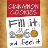 Příchuť SNV 20 ml v 60ml lahvičce - Atmos Lab Fill It 2060 - Cinnamon Cookies. lavape.cz
