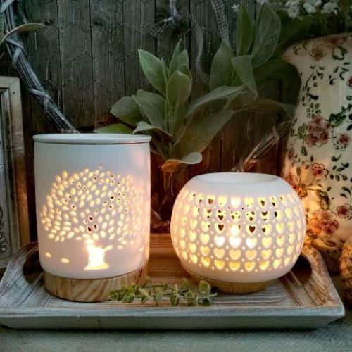 Sviečky a arómalampy