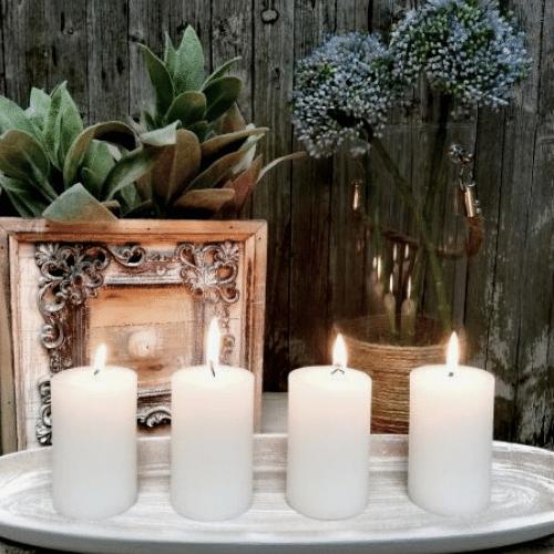 Náhrobné sviečky a kahance