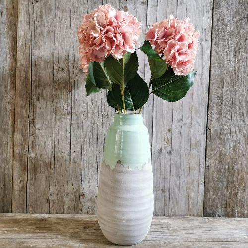Umelé kvety na stopke