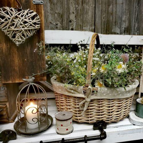 Prútené dekorácie a doplnky pre váš domov