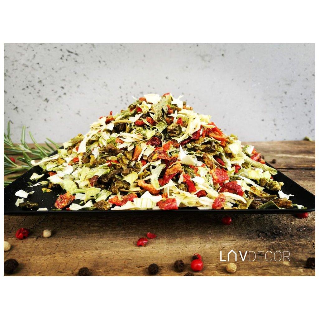 Domáca vegeta bez soli bez glutamanu – Slovenská 150g lavdecor 2