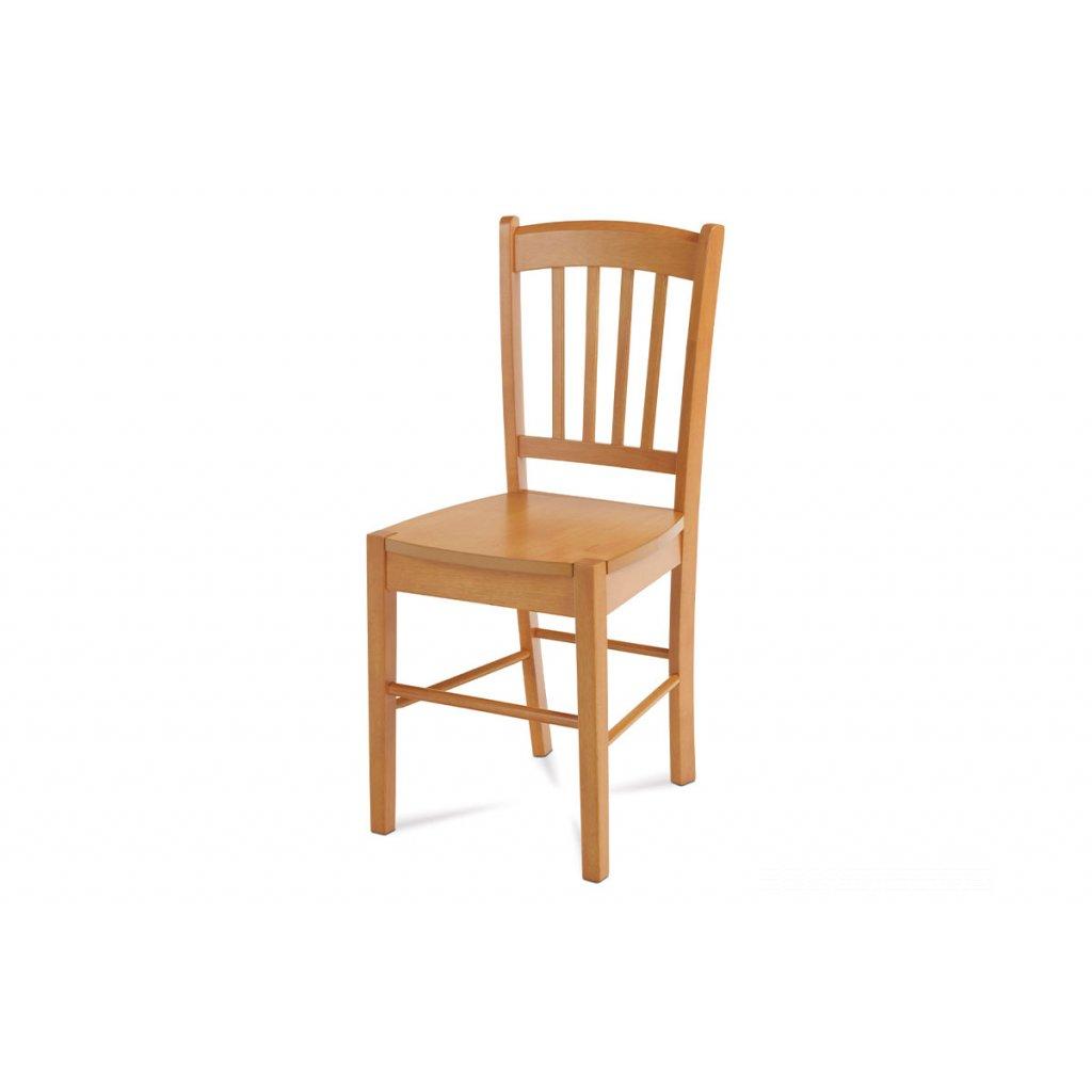 jedálenská stolička, jelša/sedák drevený