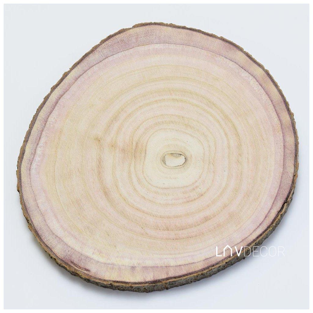 Drevený plát -25x2,5cm
