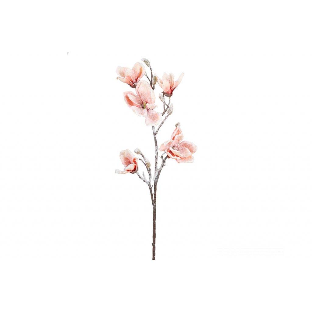 Umelý kvet - farba svetlo lososová