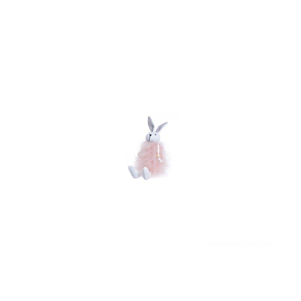 puchaty zajaczek17 cm (1)