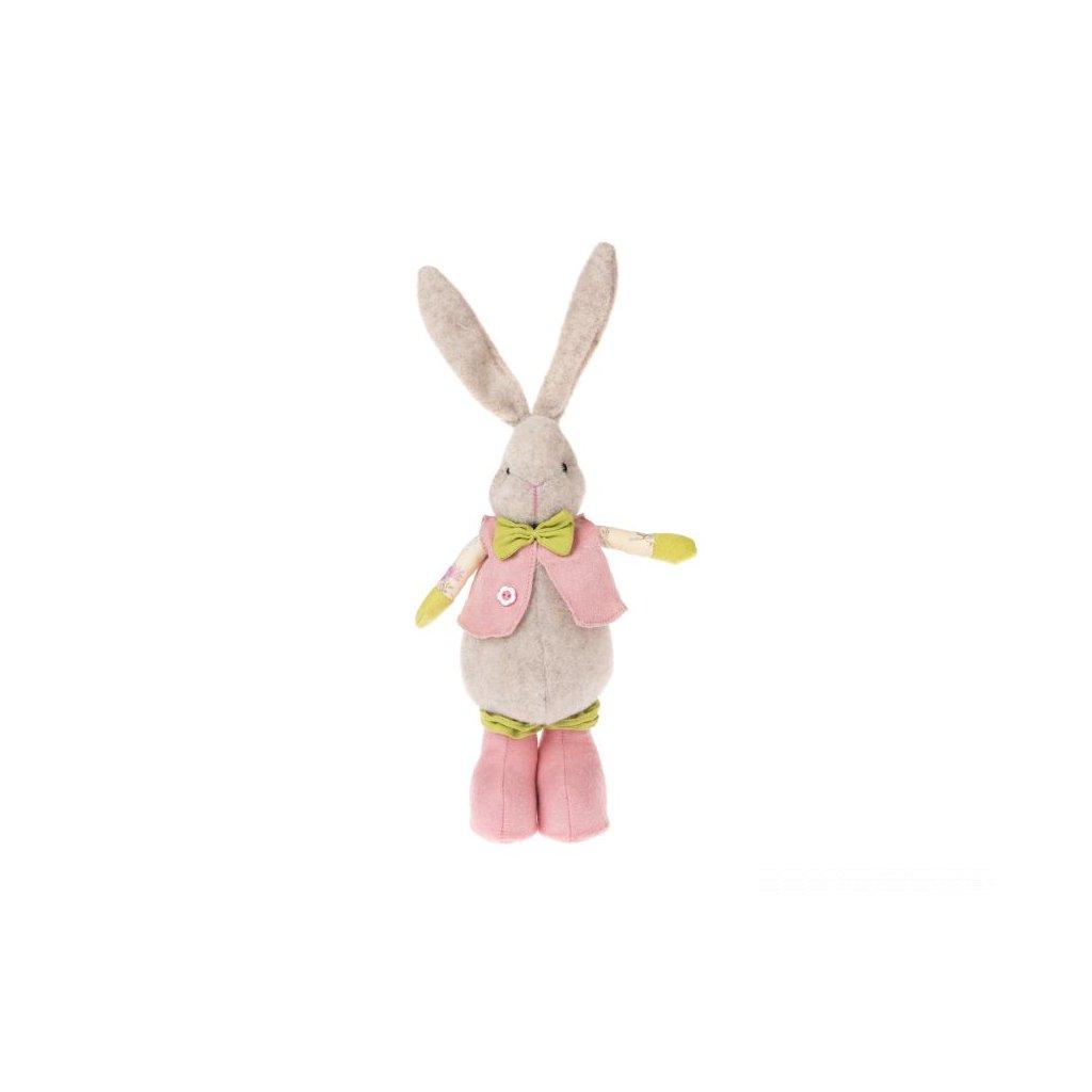 Zajaca stojaci textil 12×34×1 cm