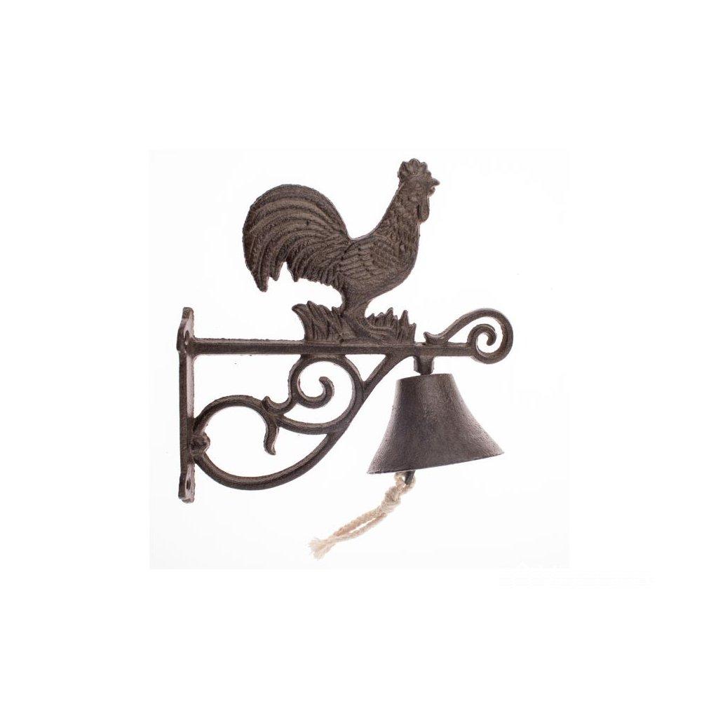 Liatinový zvonček - kohút