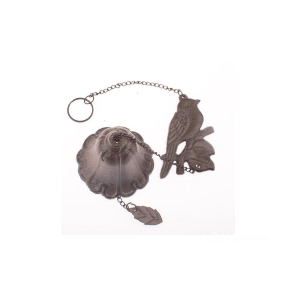 Liatinový zvonček - vtčáčik