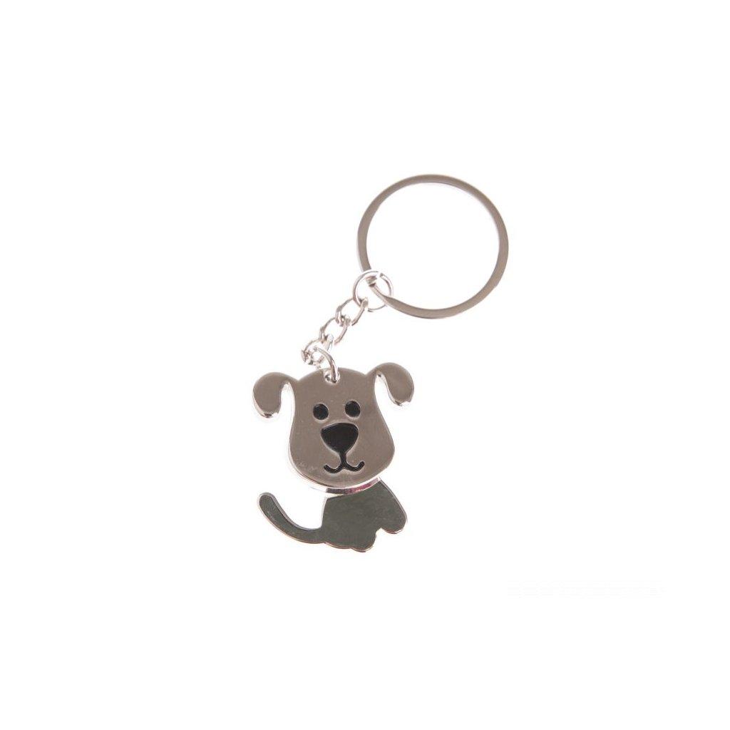 kľúčenka psík 4×9×0,5cm