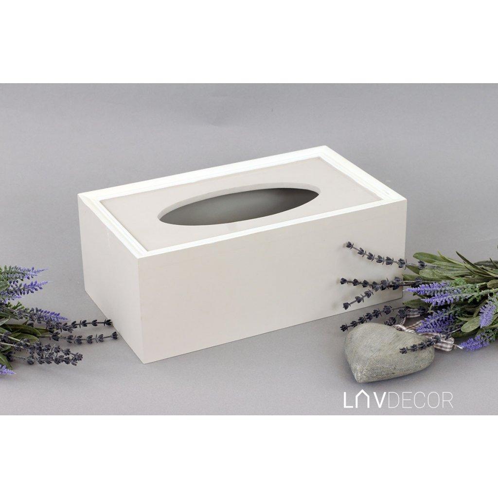 Krabička na papierové vreckovky