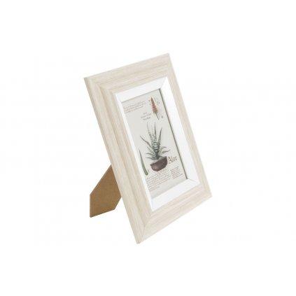Fotorámeček, pro rozměr fota 10x15 cm, mix dvou druhů, cena za 1 kus
