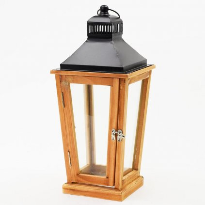 84FL/S LAMPÁŠ 20X20X43,5CM HNEDÝ